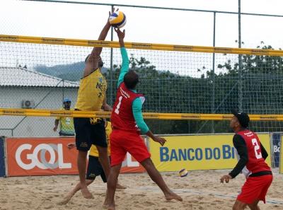 Competição de praia segue com força e reunirá mais de 800 atletas inscritos
