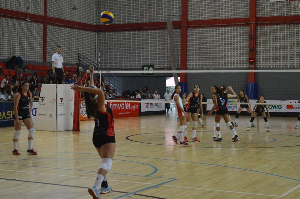 Competição tem início com seis partidas em Belo Horizonte (MG)