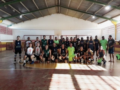 Copa São Mateus de Voleibol movimenta interior do estado