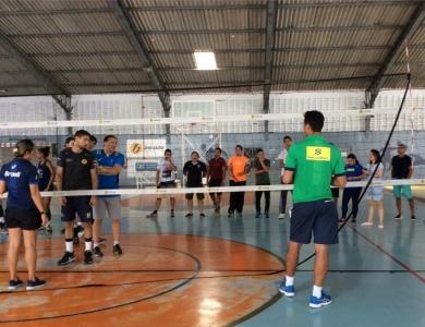 Curso Especial para treinadores atualiza profissionais no Ceará
