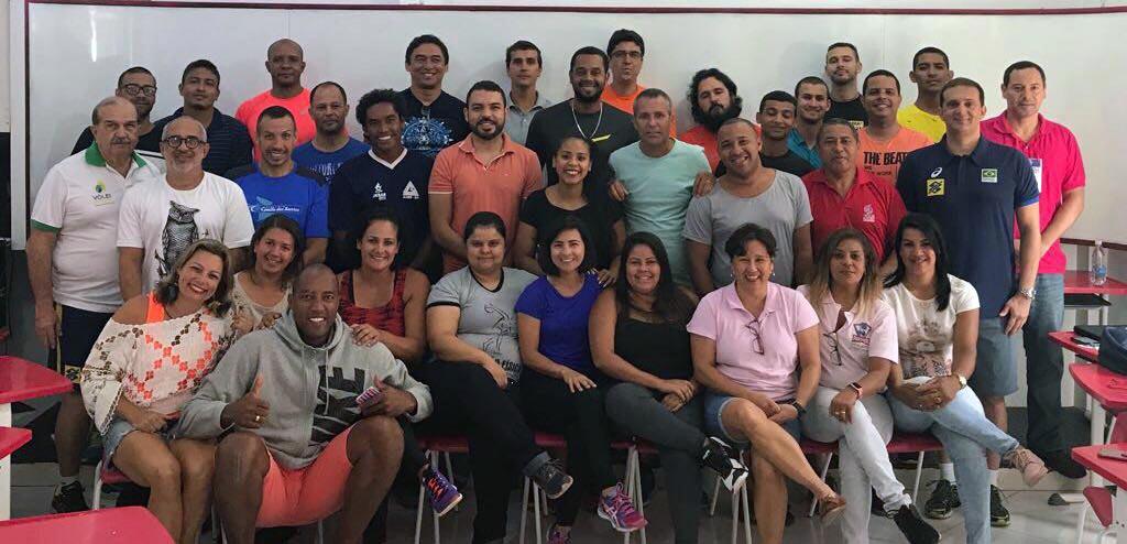 Curso Nacional de Treinadores reúne 34 treinadores em Vitória da Conquista