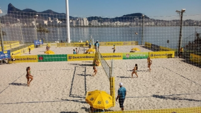 Definidos os classificados à fase de grupos da segunda etapa, no Rio de Janeiro