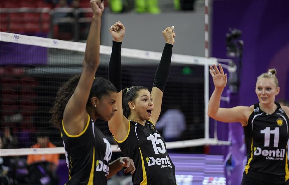 Dentil/Praia Clube e Minas Tênis Clube estreiam com vitória