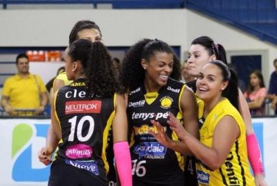 Dentil/Praia Clube vence clássico contra Camponesa/Minas