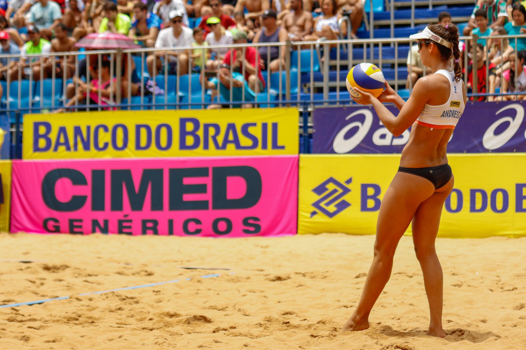 Disputas de bronze e ouro do torneio feminino são adiadas em Vila Velha (ES)