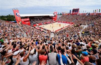 Duplas brasileiras são definidas para último Major Series do ano, em Viena