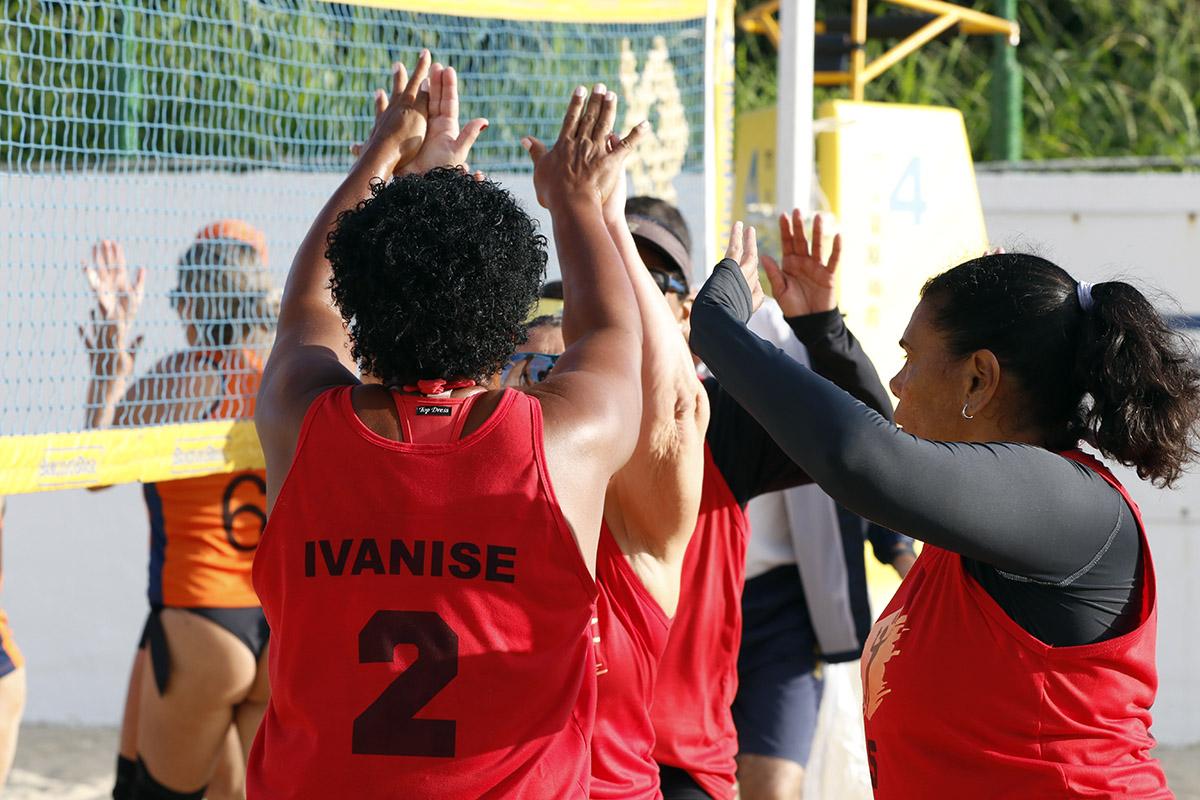 Equilíbrio marca disputa por vaga nas semifinais