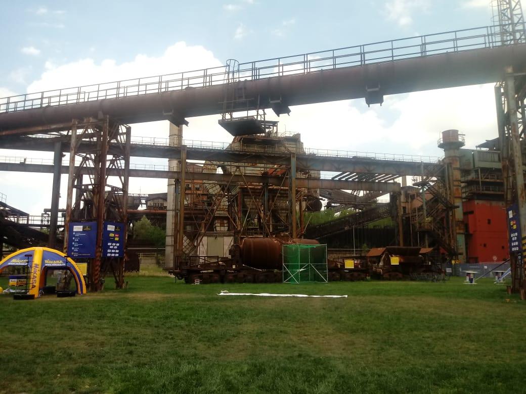 Etapa de Ostrava marca início de novas duplas brasileiras em parque industrial
