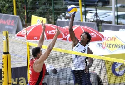 Etapa quatro estrelas da Polônia é o próximo desafio do Brasil no vôlei de praia
