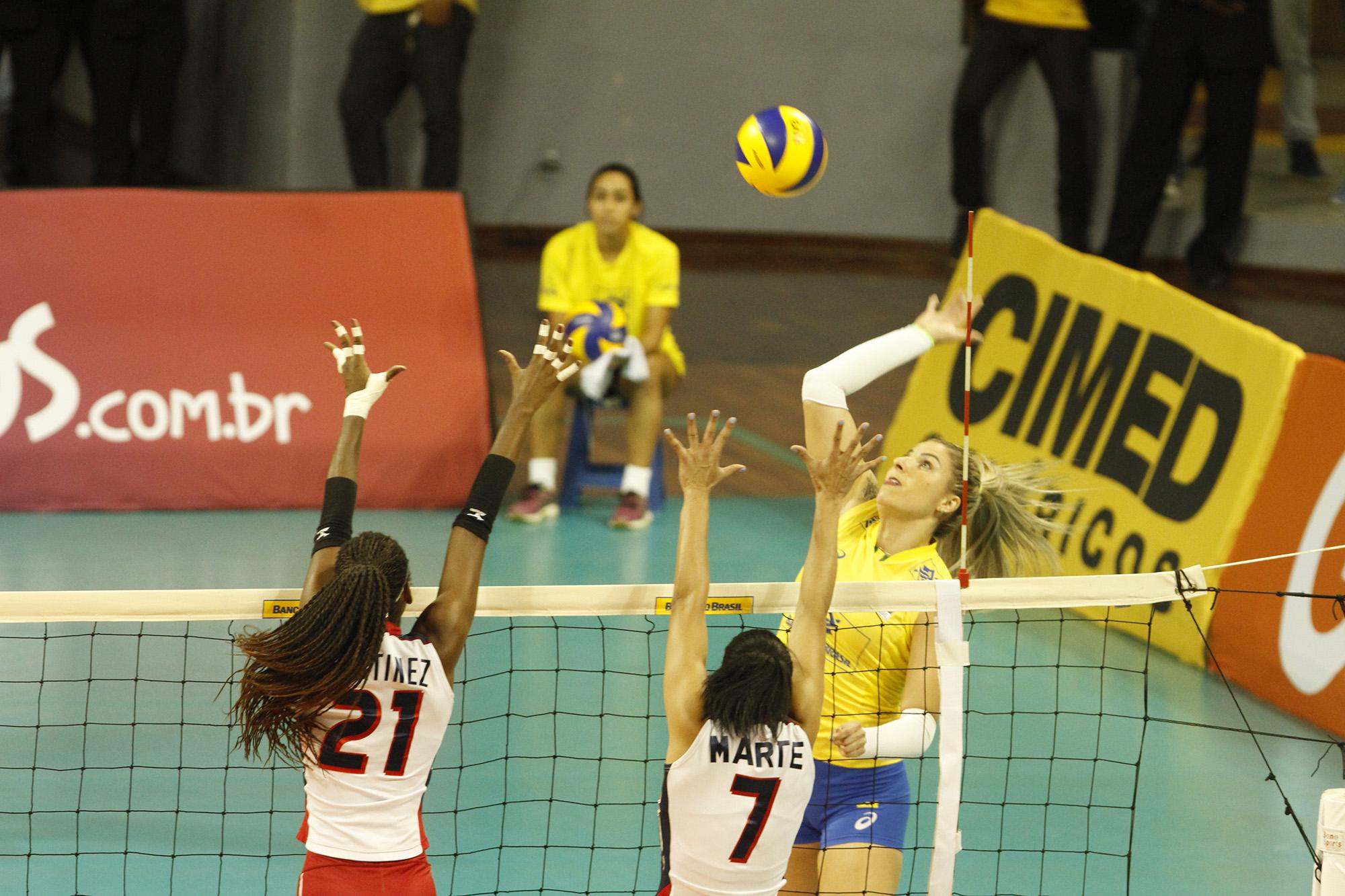 Fernanda Tomé, Gabriela Candido e Lorenne são convocadas