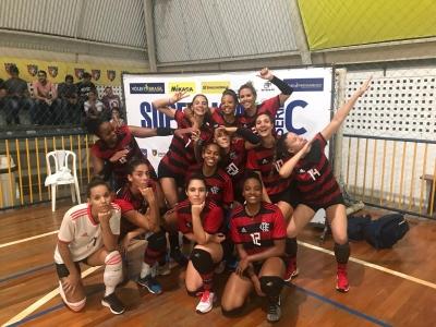 Flamengo e Associação Francana garantem vagas na Superliga B