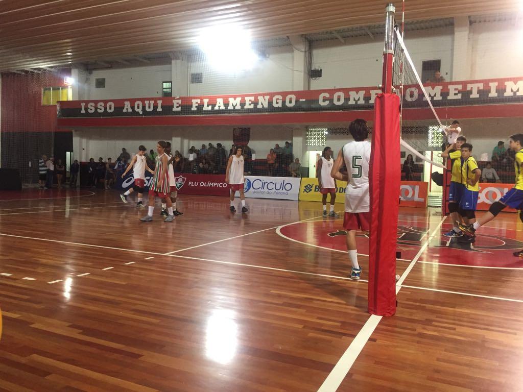 Flamengo recebe importante competição da base do voleibol nacional