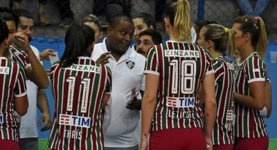 Fluminense recebe o Camponesa/Minas pelas quartas de final