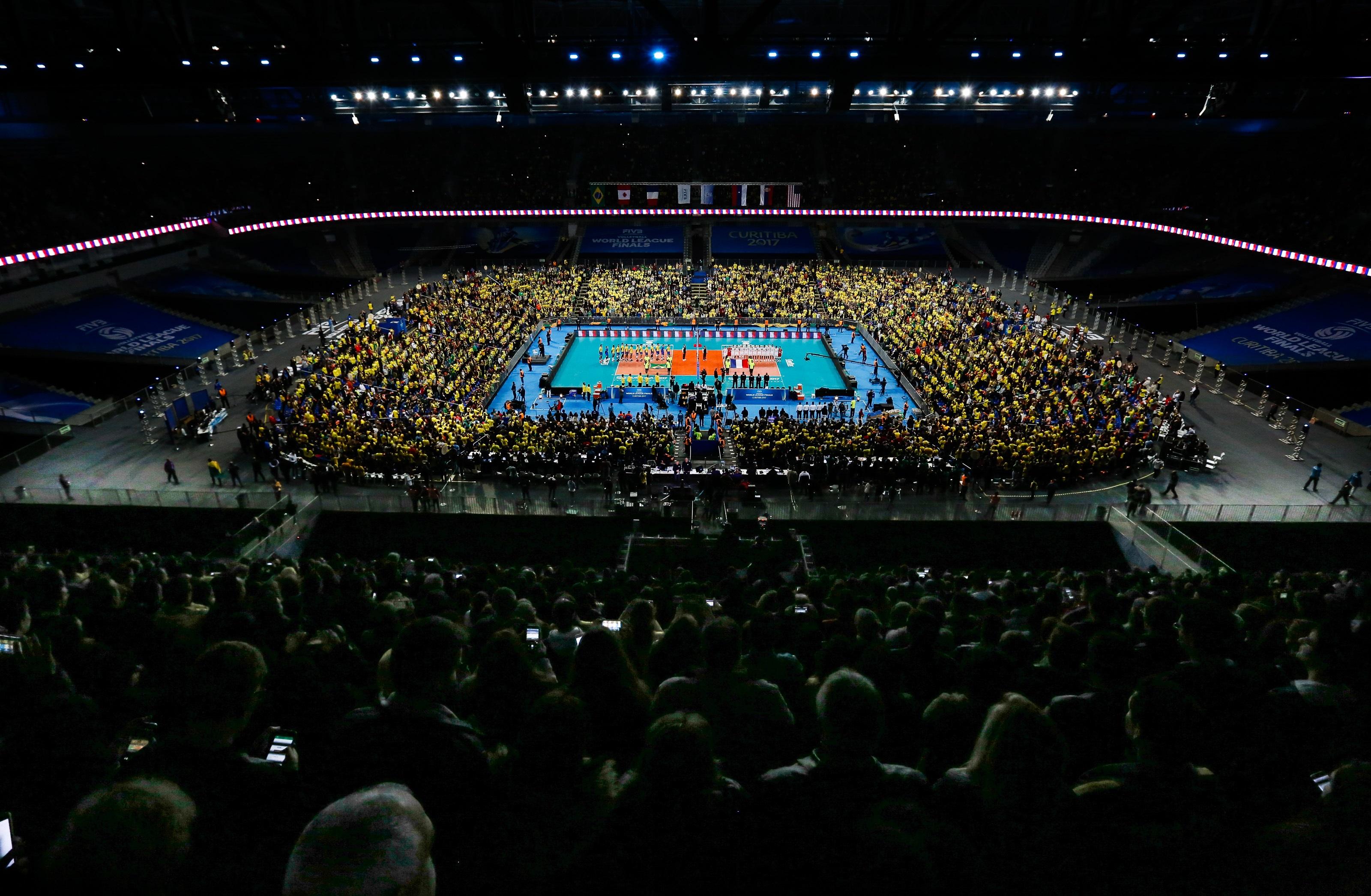 França receberá Fase Final da competição em 2018
