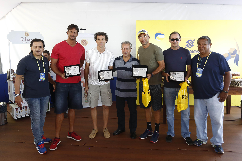 Governador de Mato Grosso do Sul prestigia evento do Circuito Brasileiro de vôlei de praia