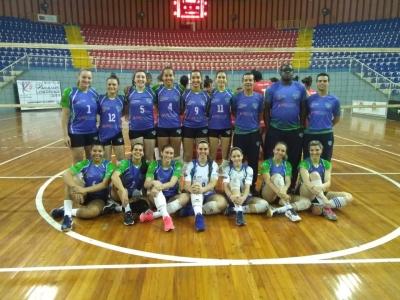 Maringá/UNIFAMMA/AmaVôlei garante vaga na Superliga B