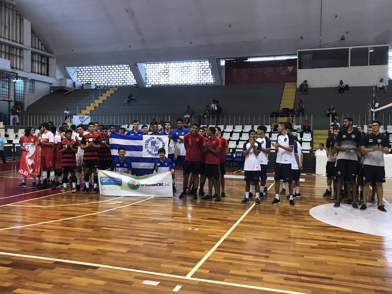 Minas e Remo arrancam com vitória no Rio de Janeiro
