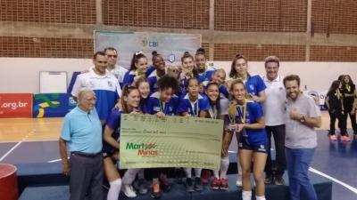 Minas Tênis Clube fatura título em Belo Horizonte