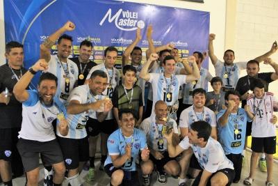MVP Paysandu é o grande campeão da 40+ masculina