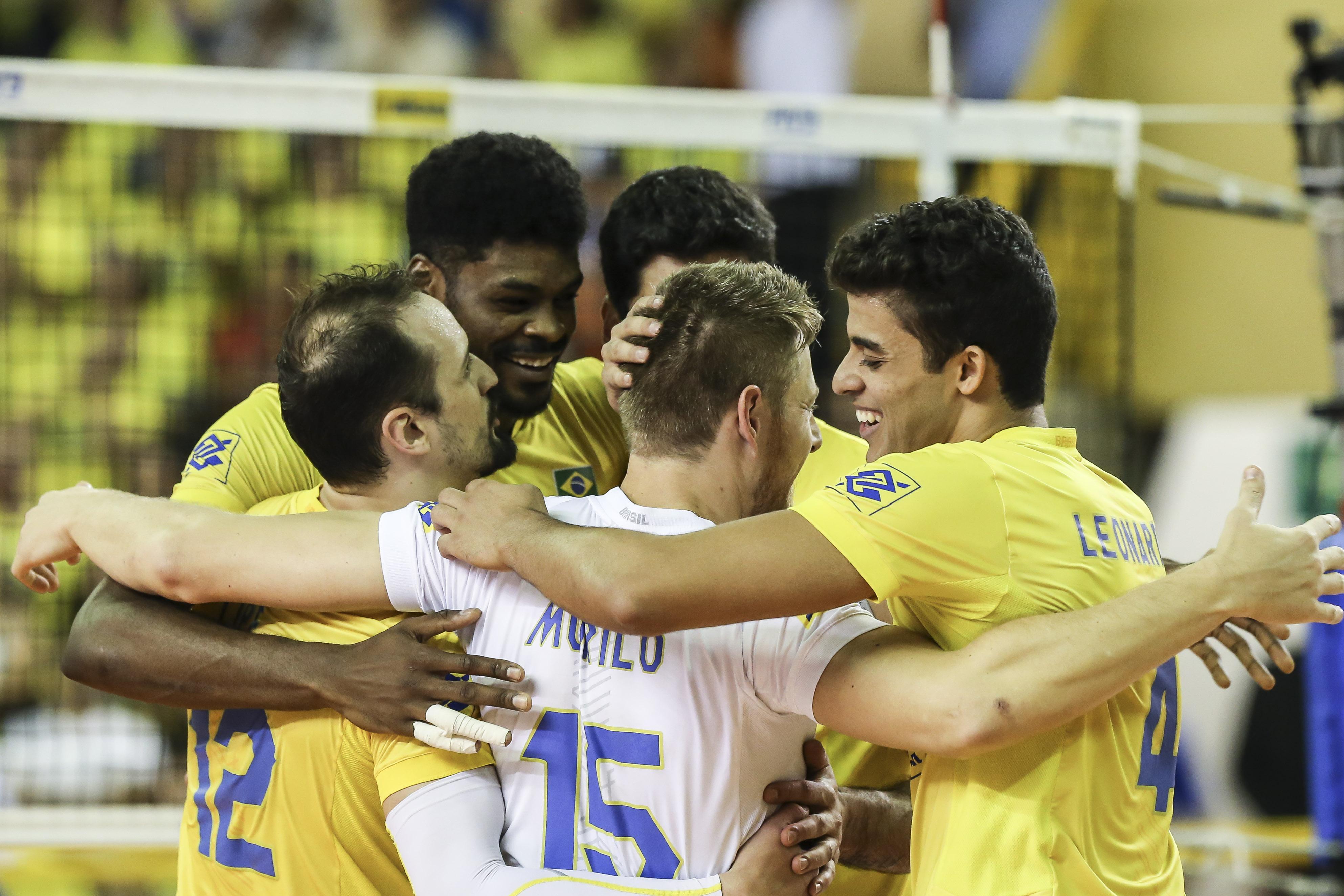 No primeiro jogo em casa, Brasil vence a Coreia do Sul