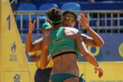 Oitavas de final do torneio feminino são definidas em Palmas (TO)
