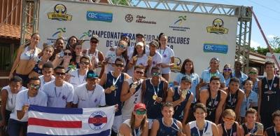 Olympico mantém a liderança e garante o título no torneio feminino