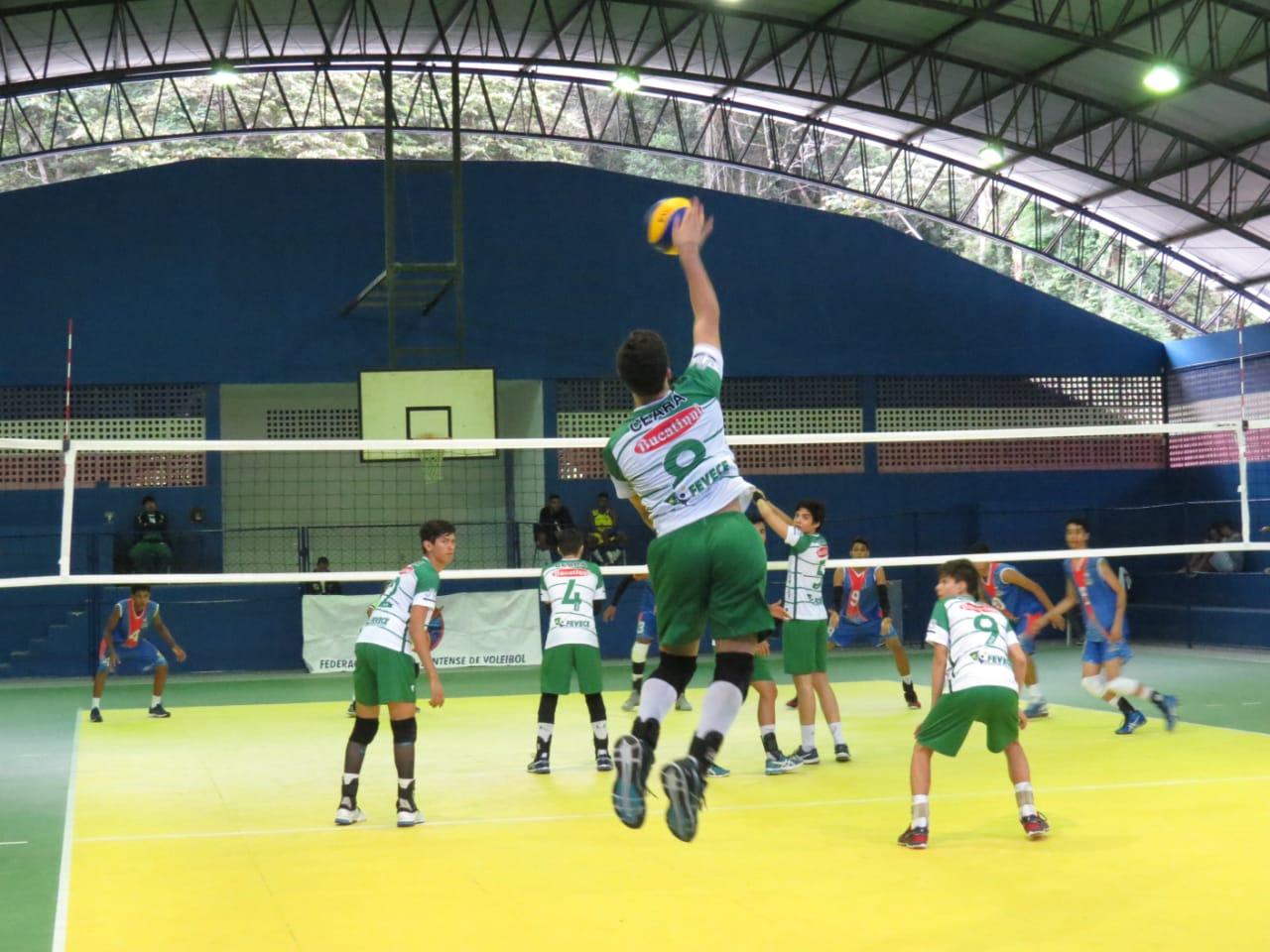Pará e Pernambuco fazem a final em Domingos Martins