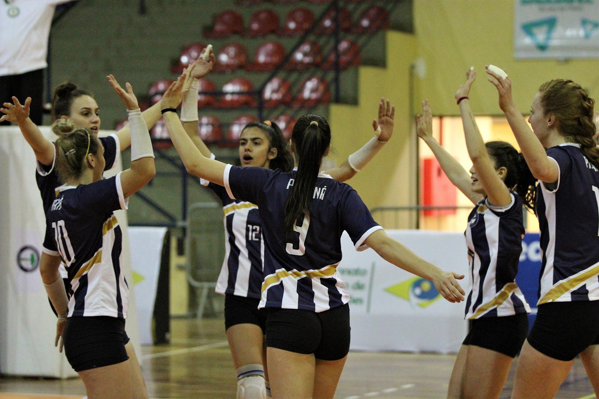 Paraná e Pernambuco decidem o título em São José dos Pinhais