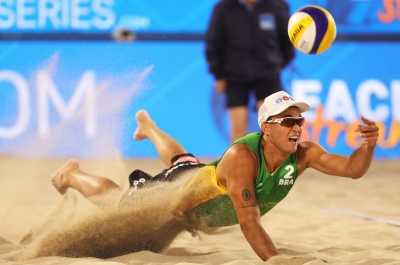 Pedro Solberg e George disputam o bronze no Major Series de Fort Lauderdale