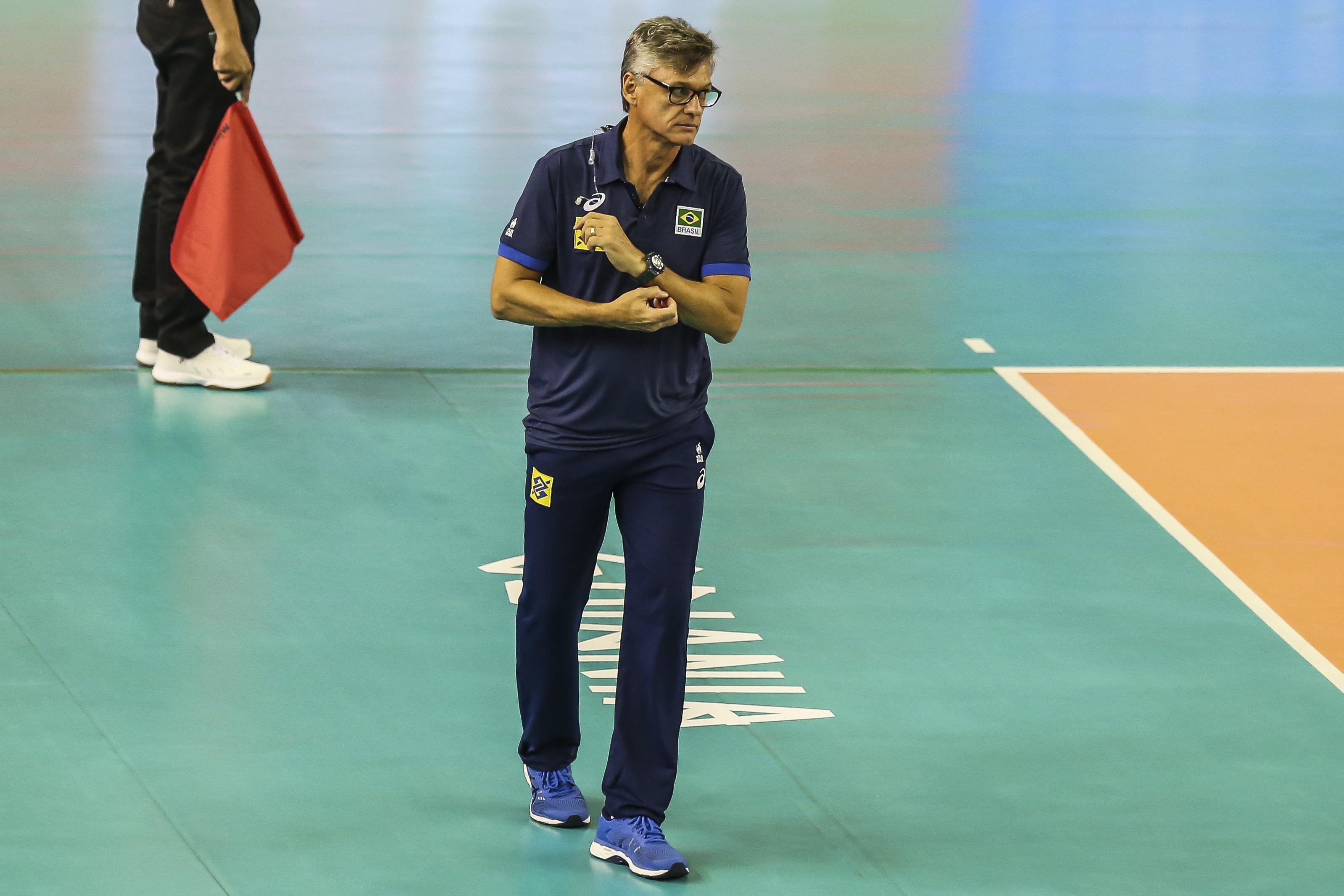 Renan faz primeira convocação para o Campeonato Mundial