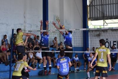 Rodada do Maranhense de Voleibol acontece na Casa do Vôlei