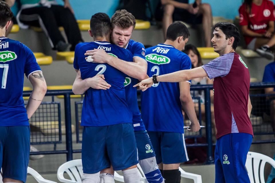 Sada Cruzeiro e Minas Tênis Clube disputam o título neste domingo