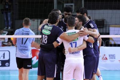 Sada Cruzeiro é o representante brasileiro na final