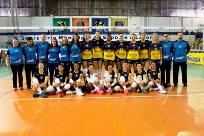 São José dos Pinhais e Vôlei Positivo/Londrina estreiam com vitória