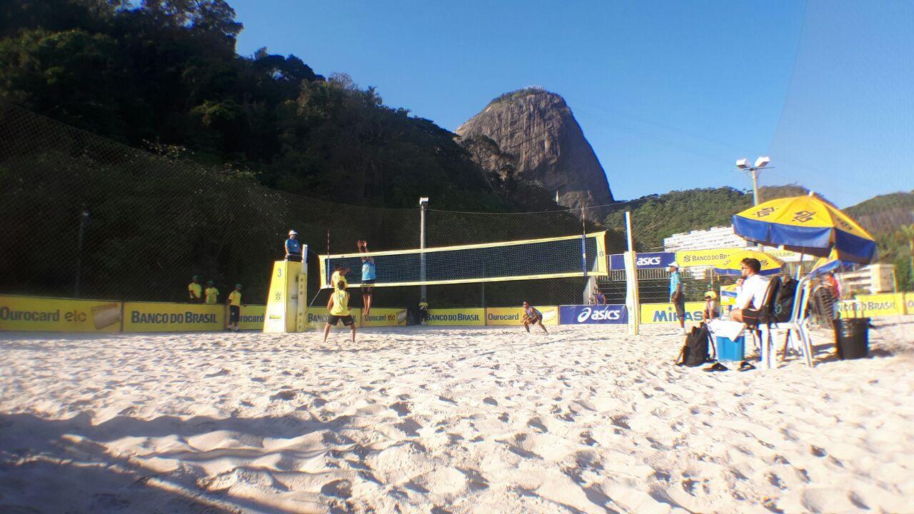 Segunda etapa da temporada 2018, com campeões mundiais, ocorre no Rio de Janeiro
