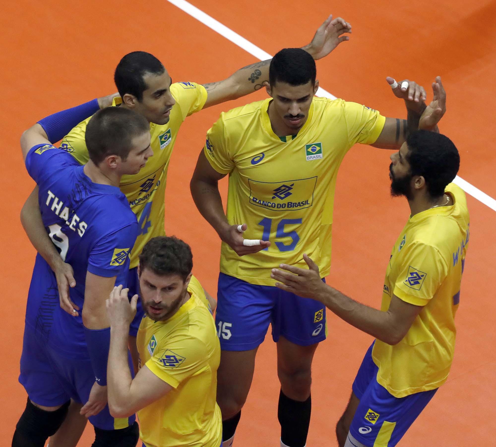 Seleção brasileira é superada na terceira rodada