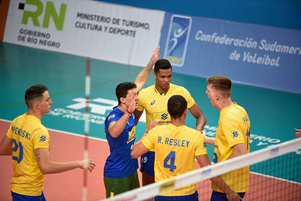 Seleção brasileira vence a segunda partida e está na semifinal
