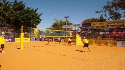 Semifinais da etapa de Brasília são definidas com medalhistas olímpicos