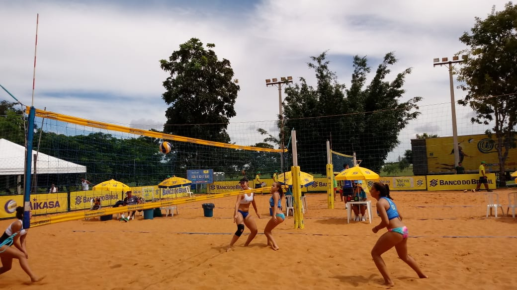 Semifinais do torneio são definidas em Brasília (DF)