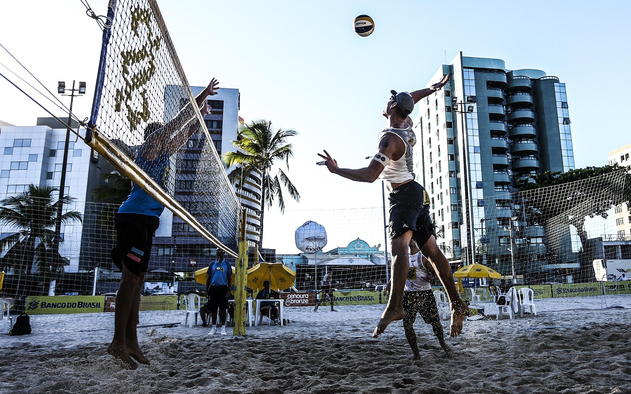 Semifinais terão os quatro primeiros do ranking masculino em Maceió (AL)