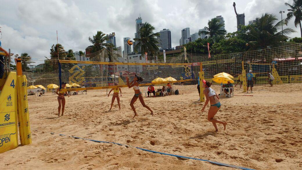 Semifinalistas da primeira etapa do ano são definidos em João Pessoa