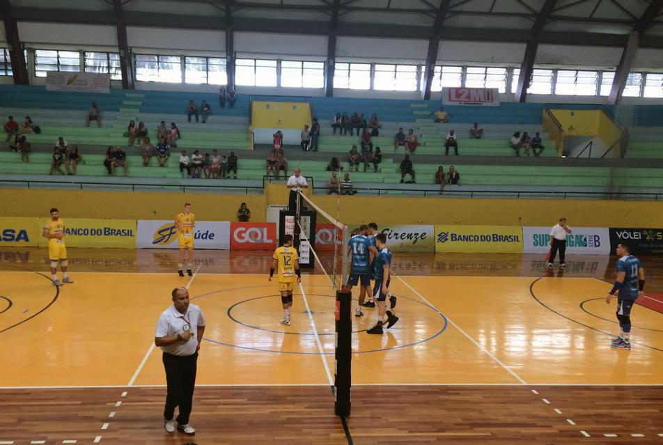 Super Vôlei Santo André, Botafogo, Vôlei UM Itapetininga e UPIS vencem