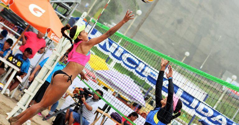 Tainá e Victoria largam com duas vitórias em etapa no Peru