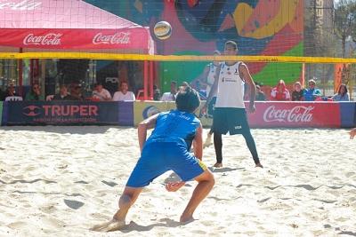 Thiego e Pisco representam o Brasil em última etapa do classificatório