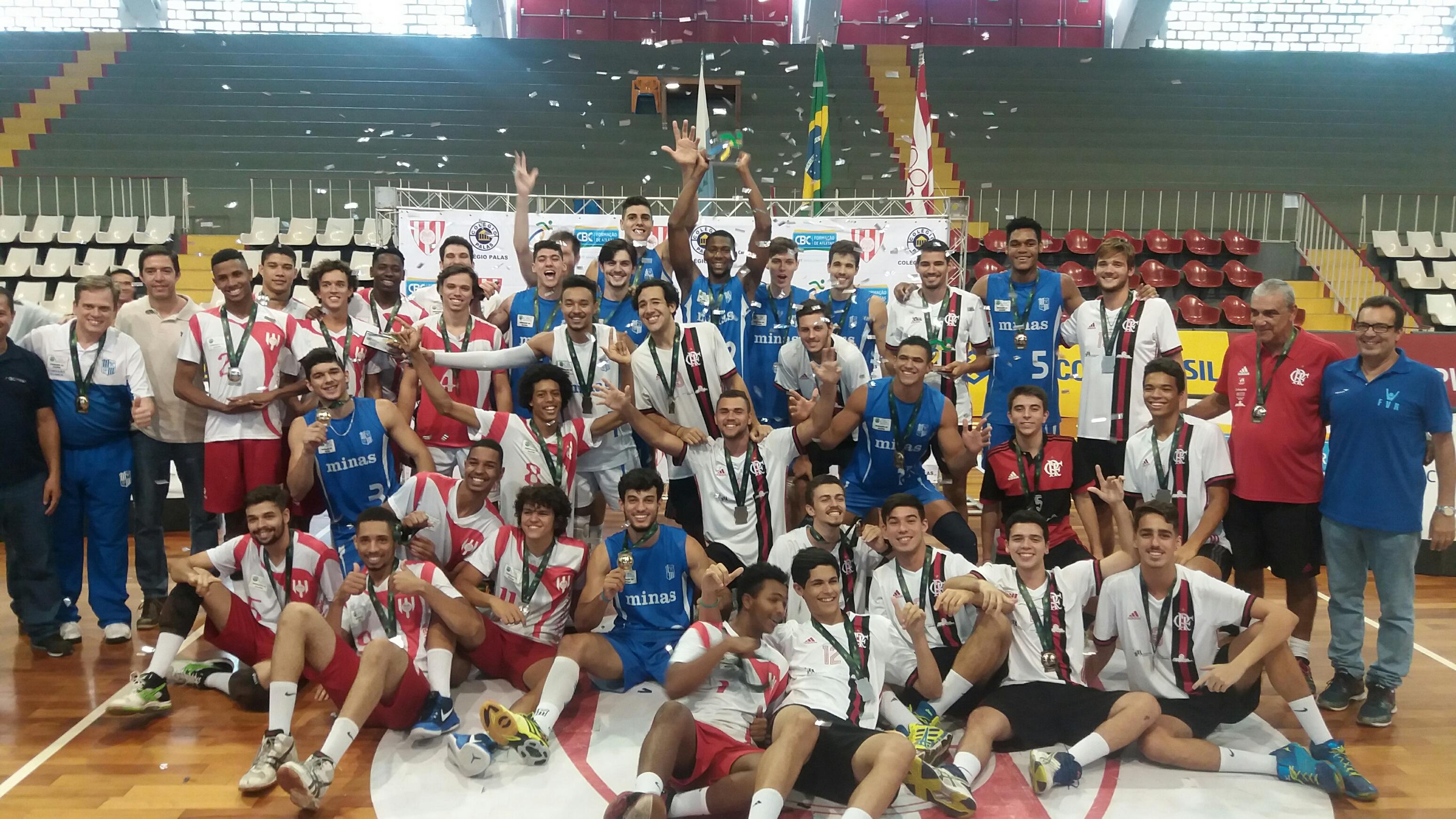 Tijuca Tênis Clube recebe a competição pelo segundo ano consecutivo