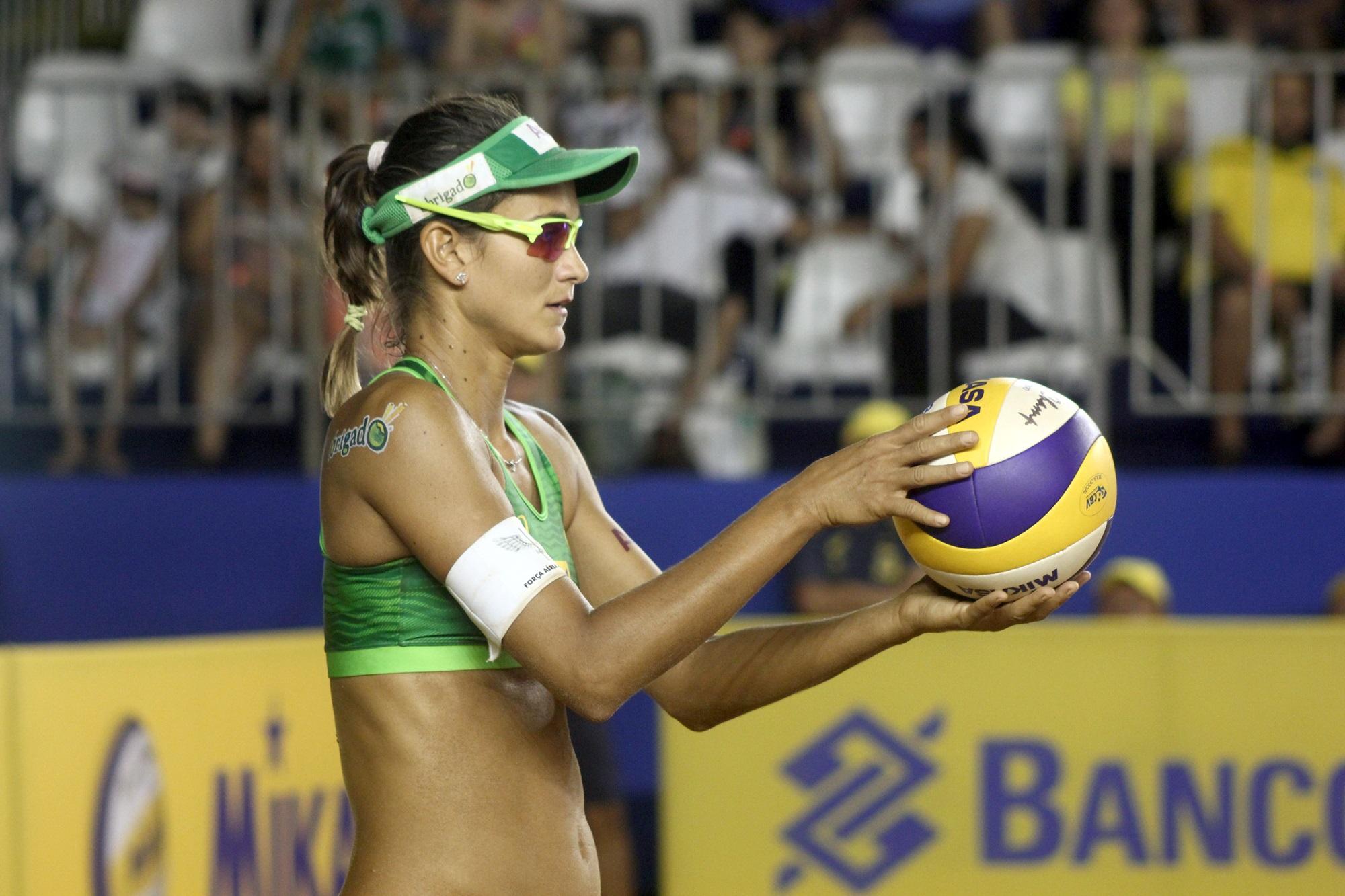 Torneio em Brasília (DF) marcará estreia da dupla Elize Maia/Maria Clara (ES/RJ)