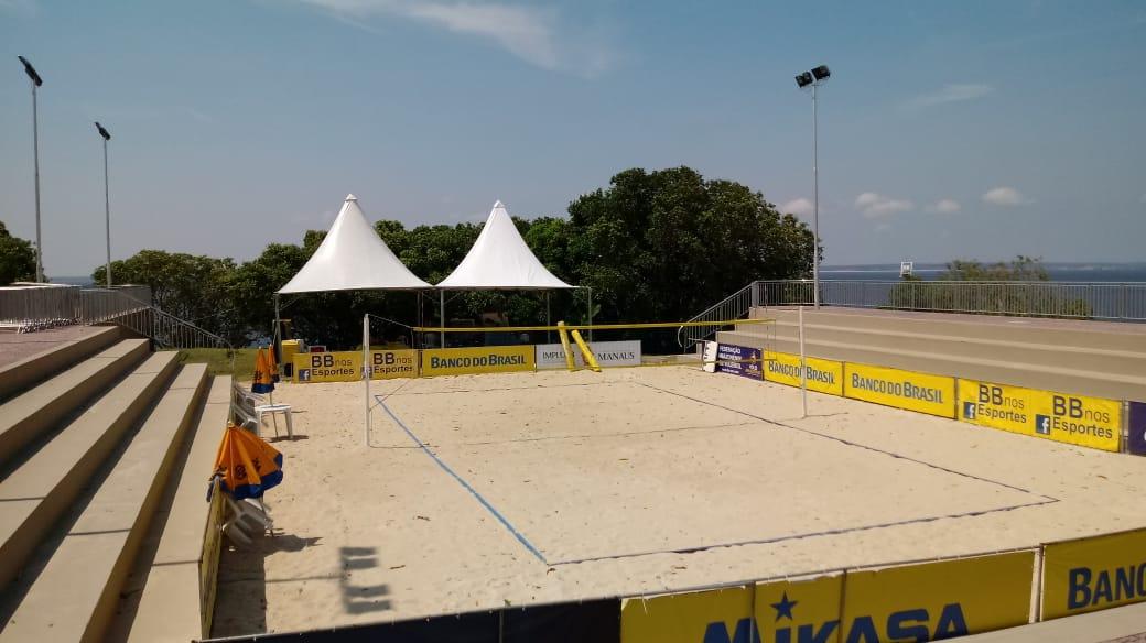 Torneio qualificatório define últimos classificados para a etapa de Manaus