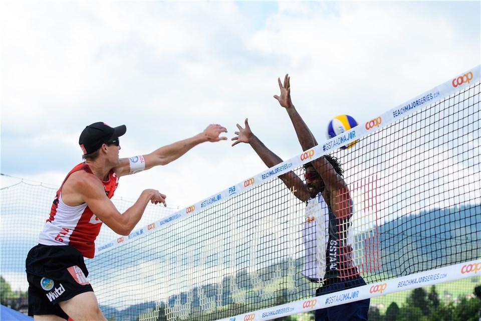 Três duplas brasileiras vão em busca do título em Haiyang
