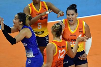Vôlei Nestlé vence Dentil/Praia Clube e força quinto jogo no playoff