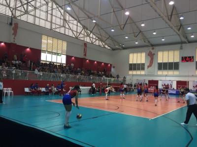 Vôlei Positivo/Londrina sai na frente e vence ADC Bradesco pela semifinal